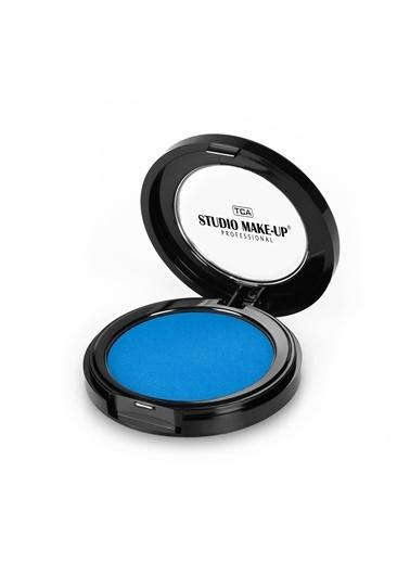 Tca Studio Make Up Eyeshadow W&D 371 Mavi